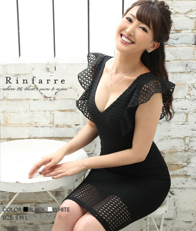 rinfarre|韓国ドレスワンピ